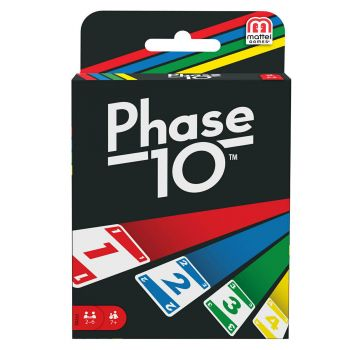 Phase 10 Card Game Online in UAE