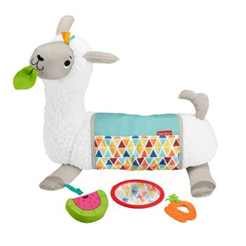 Fisher Price Grow With Me Tummy Time Llama online in Abu Dhabi