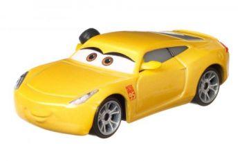 Disney Pixar Cars Trainer Cruz Ramirez Rust-Eze Racing Car online in Abu Dhabi