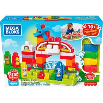 Mega Bloks First Builders Musical Farm online in Abu Dhabi
