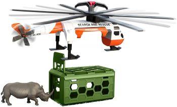 Matchbox Rescue Adventure Rhino Rescue HelicopterOnline in UAE