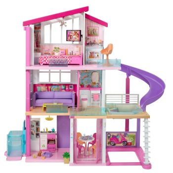Barbie Dreamhouse Playset With Elevator online in Abu Dhabi