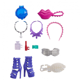 BARBIE Doll Accessories Pack  Evening Fashion Online in UAE