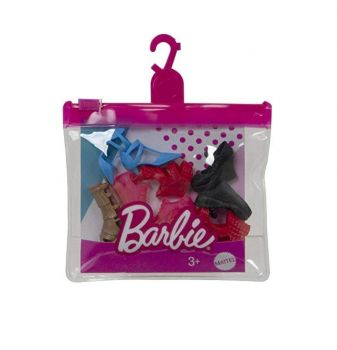 Mattel Barbie Fashion Pack Shoes Online in UAE