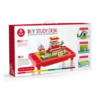 DIY Study Desk Multifunctional Building Block 9020Y