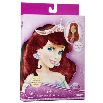 Disney Princess Ariel Shimmer & Shine Wig Online in UAE