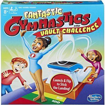Fantastic Gymnastics Vault Challenge