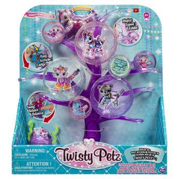 Twisty Petz Enchanted Jewellery Tree Display Set
