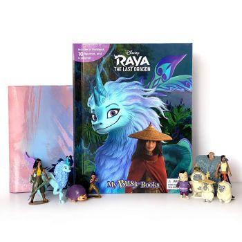 Disney Raya and the Last Dragon My Busy Books 2764351585