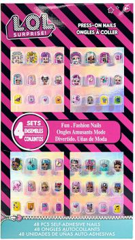 LOL Surprise Press on Nails 48-pack LL0078GB