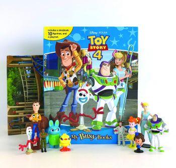 Disney Toy Story 4 My Busy Books 2764348835