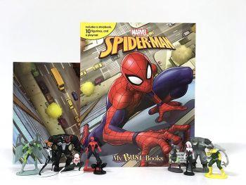 Marvel Spider-Man My Busy Books 2764336470