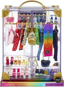 Rainbow High Deluxe Fashion Closet Playset MGA-574323