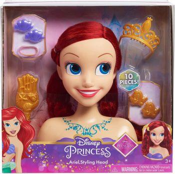 Disney Princess Basic Ariel Styling Head JP-87252
