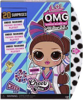 LOL Surprise! OMG Sports Doll - Cheer Diva MGA-577508