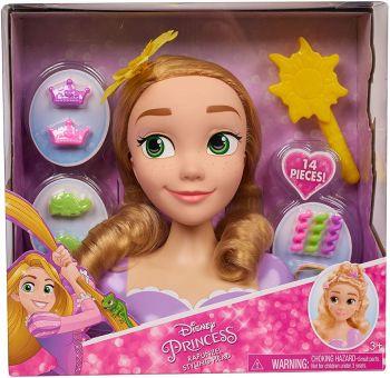 Disney Princess Basic Rapunzel Styling Head JP-87253