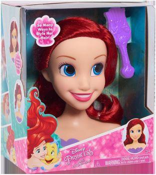 Disney Princess Ariel Mini Styling Head JP-87506
