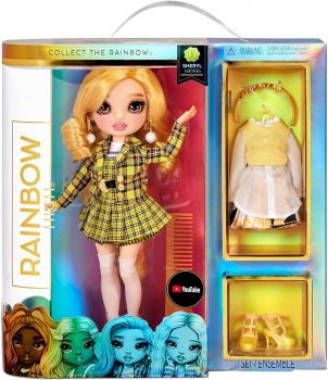 Rainbow High Fashion Doll Marigold Sheryl Meyer MGA-575757