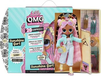 LOL Surprise! OMG Doll Sunshine with 20 Surprises MGA-572787