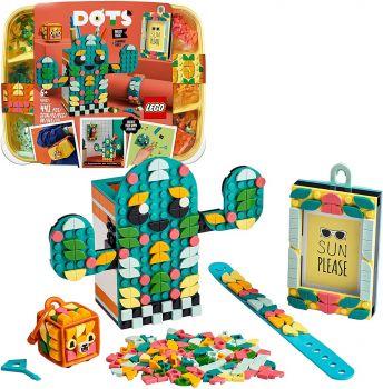 Lego Dots Summer Vibes Buildable Construction Desk 41937