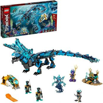LEGO Water Dragon Set 71754