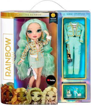 Rainbow High Fashion Doll Mint Daphne Minton MGA-575764