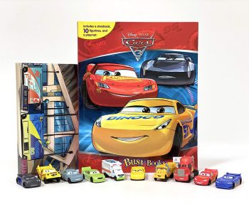 Disney Pixar Cars 3 My Busy Book 2764333986