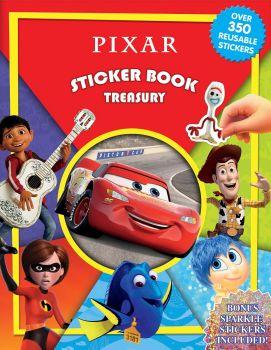 Disney Pixar Sticker Book Treasury 2764353162