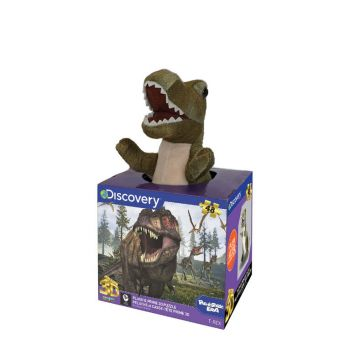 Prime 3D Discovery Tyrannosaurus Puzzle with Plush 48 pieces 15812