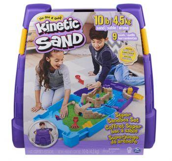 Kinetic Sand Super Sandbox 6060437