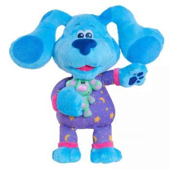 Blue's Clues & You Bedtime Blue 13 Inch Plush 49565