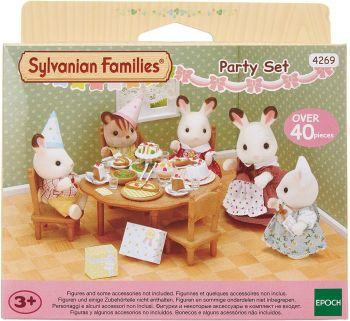 Sylvanian Families Party Set 4269