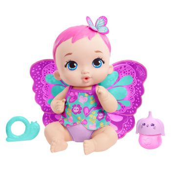 My Garden Baby Feed & Change Baby Butterfly Doll GYP10