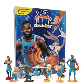 Space Jam A New Legacy My Busy Book 2764352883