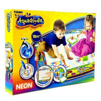 Tomy Aquadoodle Super Colour Deluxe Mat - T72373