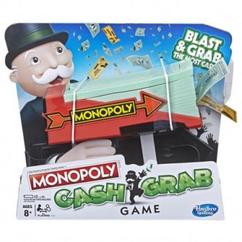 Monopoly Cash Grab Game Online in UAE