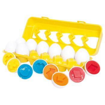 Power Joy Sensory Toy Egg Set CRK821