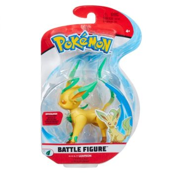 Pokemon Battle Figure Pack - Leafeon PKW0136