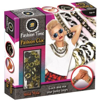 AMAV Fashion Time Fashion Clix Jewelry Craft Kit 12578