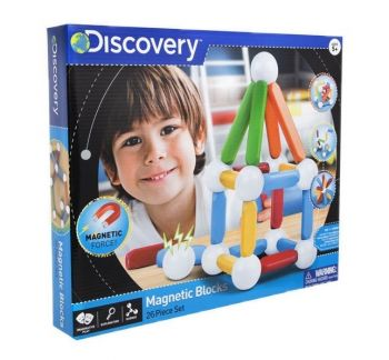 Discovery Magnetic Building Blocks 6000660
