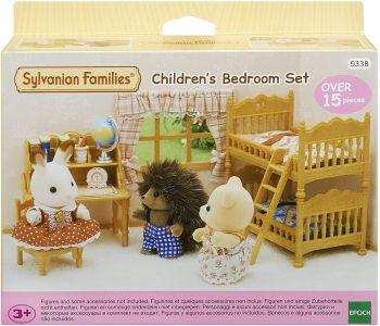 Sylvanian Families Children`S Bedroom Set 5338