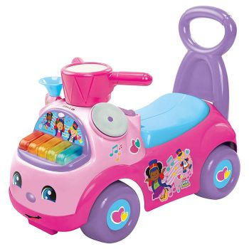 Fisher-Price Music Parade Battery Operated Ride-On 64799