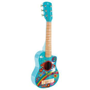 Hape Flower Power Guitar E0600