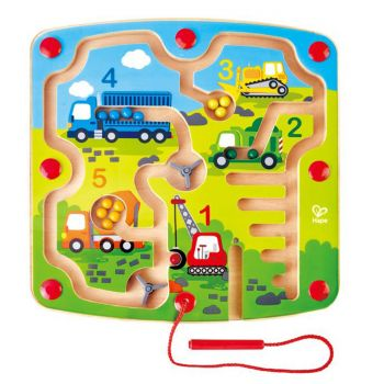 Hape Construction & Number Maze E1713