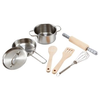 Hape Chef's Cooking Set E3137