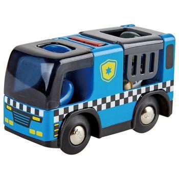 Hape Police Car with Siren E3738