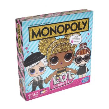 Monopoly LOL Surprise Edition Game Online in UAE