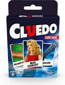 Cluedo Classic Card Game E7589