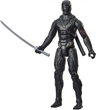 Gi Joe Titan Figure Snake Eyes E8345/E8488