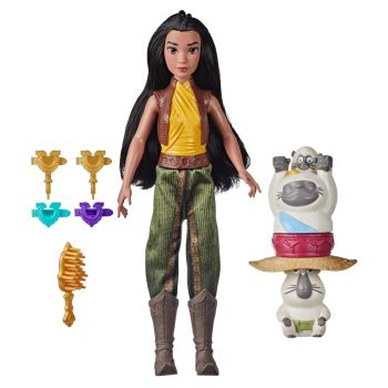 Disney's Raya & the Last Dragon Strength & Style Fashion Doll E9469